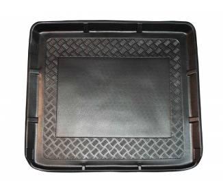 Boot mat for pour Opel Zafira C à partir de 2012 monospace 5 portes 5 + 7 places