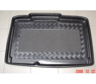 Boot mat for Opel Corsa D coffre inferieur 2006-2014