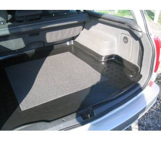 Tapis de coffre pour Opel Omega B Caravan avec CD du coté gauche de 1994-2003
