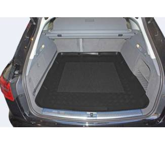 Boot mat for Audi A6 C7 Avant break à partir du 09/2011- sans rail