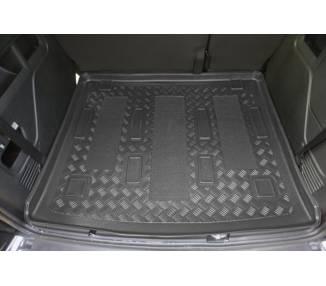Boot mat for Opel Combo D Monospace à partir du 01/2012-