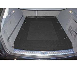 Kofferraumteppich für Audi A6 C7 Avant ab Bj. 09/2011- Modell mit Schienensystem