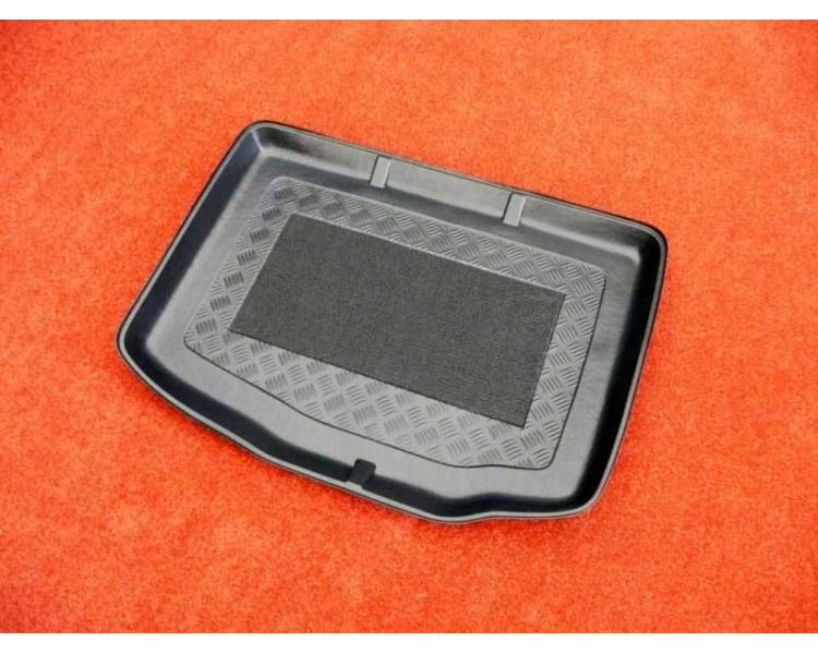 Boot mat for Audi A1 à partir du 01/2012- coffre bas