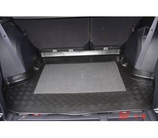 Boot mat for Peugeot 4007 à partir du 08/2007-