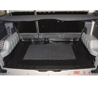 Kofferraumteppich für Peugeot Partner von 1998-2007 ohne Modubox