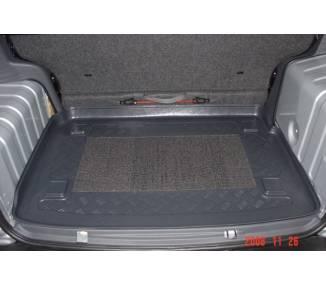 Kofferraumteppich für Peugeot Bipper Tepee ab Bj. 2008-