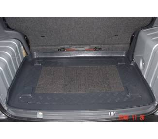 Boot mat for Peugeot Bipper Tepee à partir de 2008-
