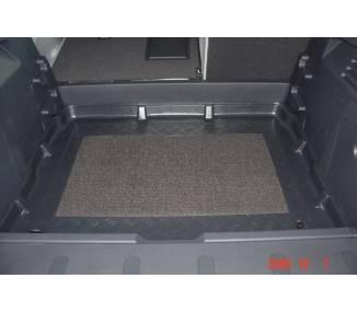 Kofferraumteppich für Peugeot 3008 ab Bj. 2009- vertiefte Ladefläche