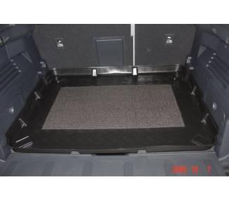 Tapis de coffre pour Peugeot 3008 à partir de 2009- surface de chargement surelevé