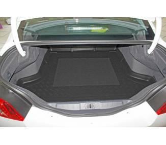 Boot mat for Peugeot 508 limousine à partir de 2011-