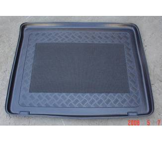 Boot mat for Renault Clio III Typ R Grandtour 2008-2013 Coffre bas