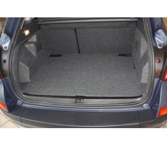 Boot mat for Renault Clio III Typ R Grandtour 2008-2013 coffre haut