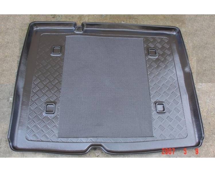 Boot mat for Renault Kangoo de 1998-2009 Hayon arriere