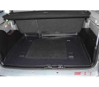 Boot mat for Renault Kangoo de 1998-2009 porte de coffre coulissante sur le coté