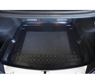 Kofferraumteppich für Audi A8 D4 auch Quattro langer & kurzer Radstand ab 01/2010- mit vollwertigem Ersatzrad
