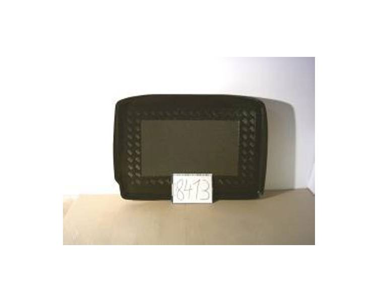 Boot mat for Renault Megane II Berline à partir de 10/2003-