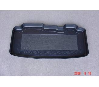 Boot mat for Renault Modus à partir de 2004- sieges arrieres coulissants