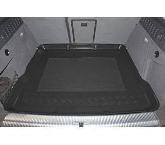 Boot mat for Audi Q3 aussi la Quattro à partir du 08/2011- pour coffre en position haute