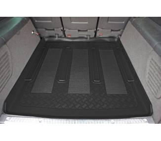 Boot mat for pour Renault Grand Espace IV (JK) de 2002-2014 monospace 5 portes 5+7 places Possibilité de découpe du b