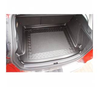 Boot mat for Renault Clio Grandtour II Break à partir de 2013- coffre haut