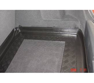 Boot mat for Seat Leon II 1P 2005-2012