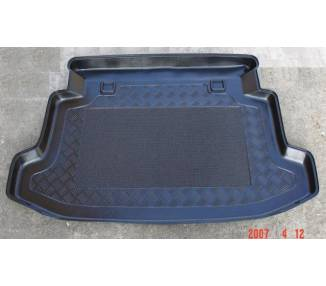 Boot mat for Toyota Corolla Verso monospace 5 portes à partir de 2004-