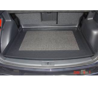 Boot mat for Volkswagen Golf V Plus Berline 5 portes de 2005-2009 siege arriere vers larriere