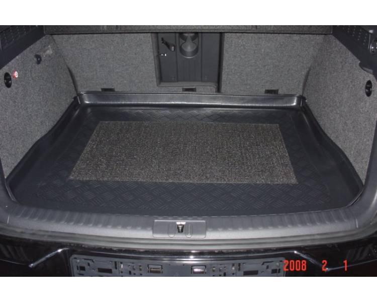 Boot mat for Volkswagen Tiguan 4x4 5 portes 2007-2016