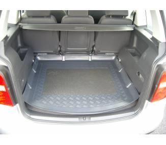 Tapis de coffre pour Volkswagen Touran monospace 5 portes 2003-2014