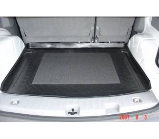 Boot mat for Volkswagen Caddy break 3 portes de 2003-2010