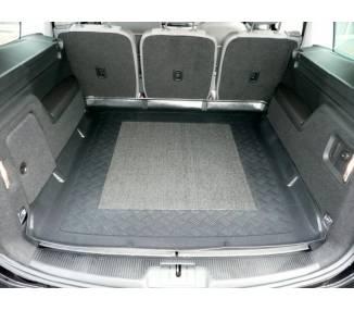 Tapis de coffre pour Volkswagen Sharan 7 places à partir du 09/2010-