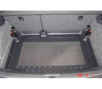 Tapis de coffre pour Volkswagen Polo 6R à partir de 2009- surface de chargement surbaissé