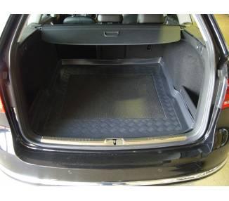 Boot mat for Volkswagen Passat B7 break 2010-2014