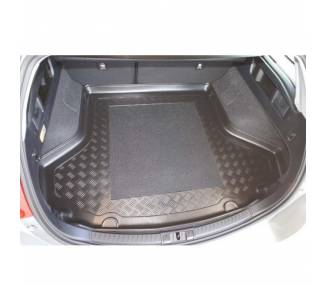 Boot mat for Toyota Auris II Break á partir de 2013- coffre avec double fond