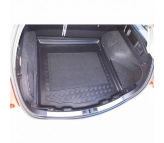 Boot mat for Toyota Auris II Break á partir de 2013- coffre sans double fond