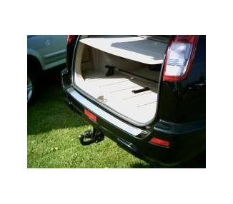Ladekantenschutz für Nissan Tiida ab 2004- Schrägheck 5-türer