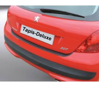 Trunk protector for Peugeot 207 3/5-portes 2006-2009