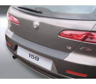 Trunk protector for Alfa Romeo 159 Sport Wagon du 04/2008-