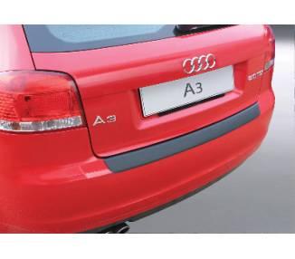 Ladekantenschutz für Audi A3 8P 3 Türer ab 04/2008- nicht Cabrio
