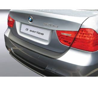 Protection de coffre pour BMW serie 3 E90 4 portes à partir du 09/2008- pour la jupe arrière type M