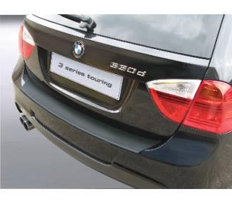 Ladekantenschutz für BMW 3er E91 Touring von 2005-08/2008 für M-Stoßstange