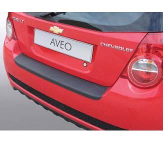 Trunk protector for Chevrolet Aveo 3/5 portes à partir du 04/2008-