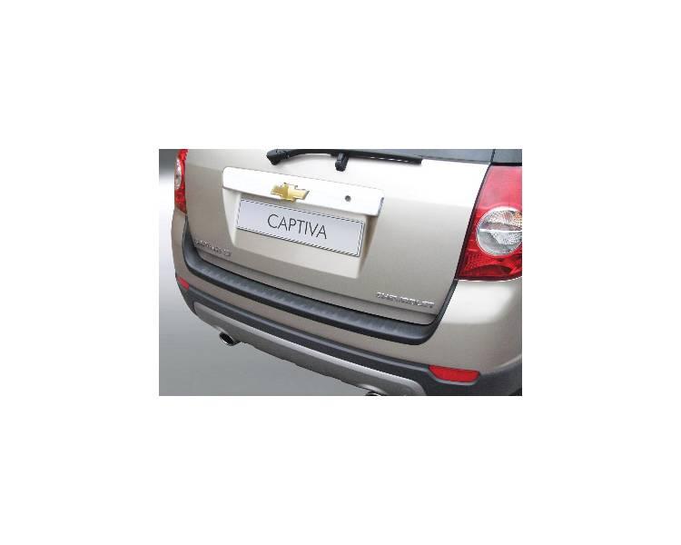 Protection de coffre pour Chevrolet Captiva 4x4 à partir du 09/2006-