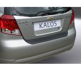Ladekantenschutz für Chevrolet Kalos 5 Türer von 2002-2006