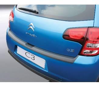 Trunk protector for Citroen C3 5 portes à partir du 12/2009-