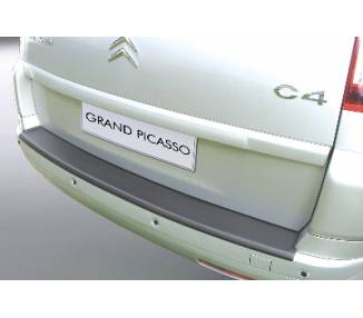 Trunk protector for Citroen C4 Grand Picasso 5 portes du 10/2006-2010 7 places