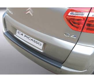 Trunk protector for Citroen C4 Picasso 5 portes du 10/2006-2010