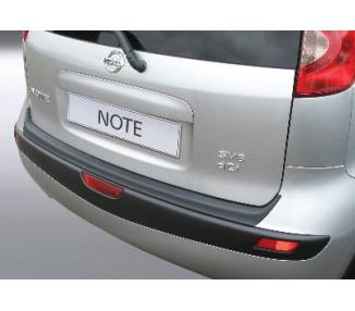Trunk protector for Nissan Note de 2004-03/2006