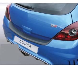 Trunk protector for Opel Corsa D OPC 3 portes à partir du 03/2007-