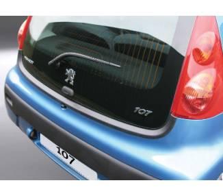 Trunk protector for Peugeot 107 5 portes à partir du 03/2005-